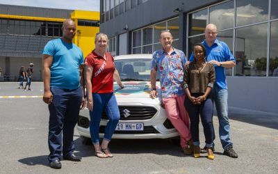 Launch of the FilmGro Driving Academy takes place at Atlantic Studios