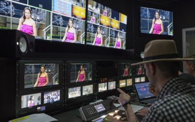 Blackmagic Design provides UHD 4K infrastructure for Atlantic Studios upgrade