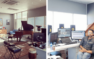 Creative spaces for creative minds at Atlantic Studios