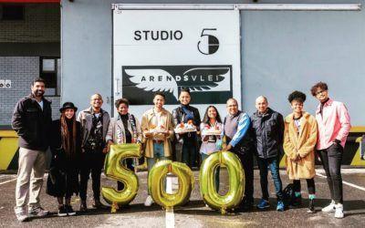 Arendsvlei celebrates their 500th episode